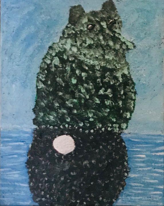 #Owl - Martha Parmar Art