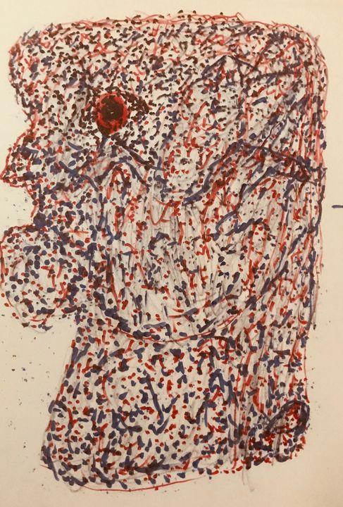 #COLD-WEATHER #7 - Martha Parmar Art