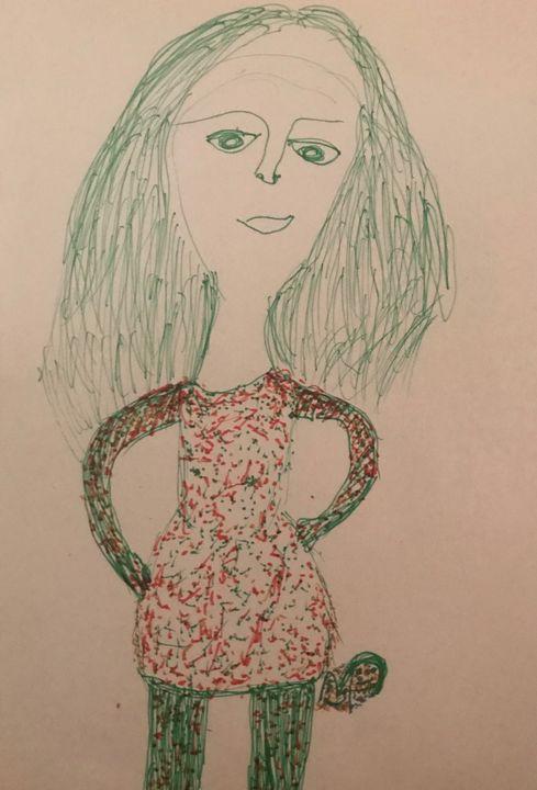 #COLD-WEATHER #5 - Martha Parmar Art