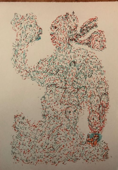 #COLD WEATHER #1 - Martha Parmar Art