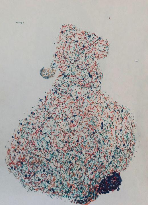 #ColdWEATHER#2 - Martha Parmar Art