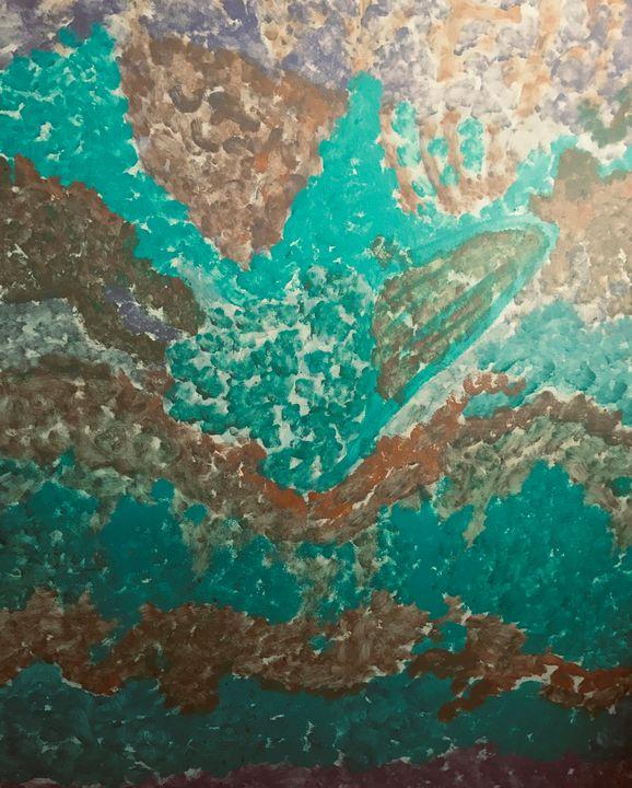 #SeaScape#6 - Martha Parmar Art