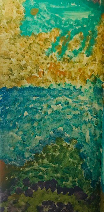 #SeaScape#5 - Martha Parmar Art