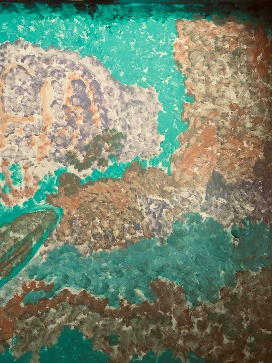 #SEASCAPE#1 - Martha Parmar Art