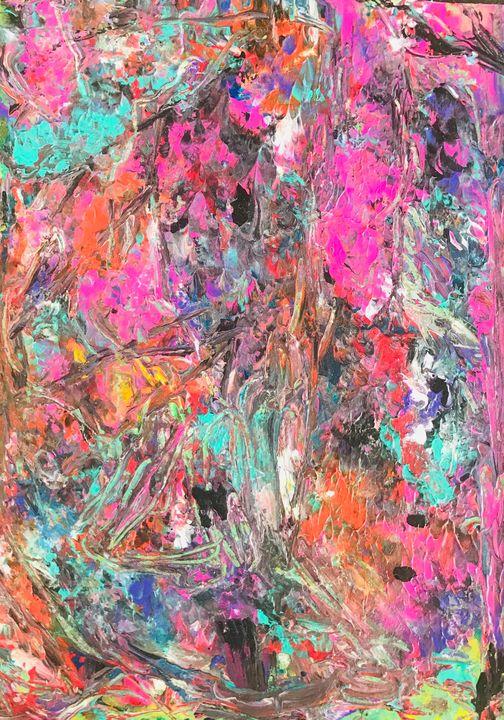 #DRIPPING#8 - Martha Parmar Art