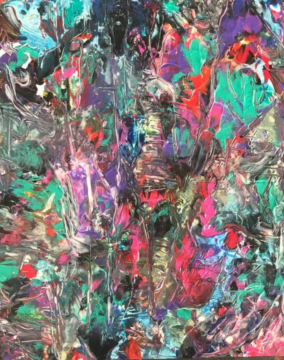 #DRIPPING#4 - Martha Parmar Art