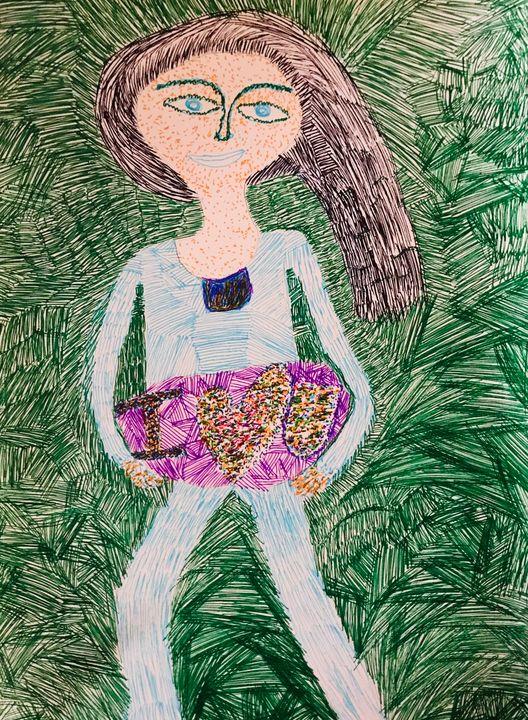 #MssWorld - Martha Parmar Art
