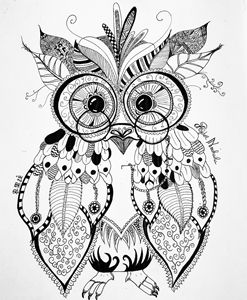 Moster Owl