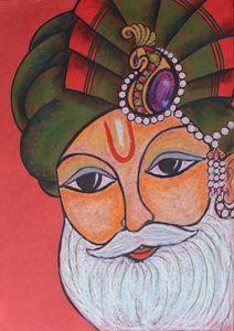 The turban man