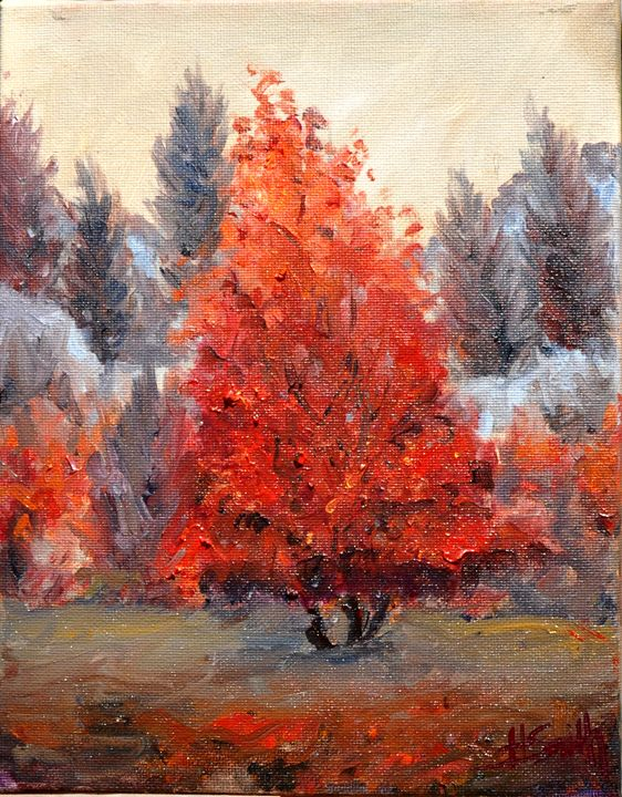 Fall Tree - Hadley Smith
