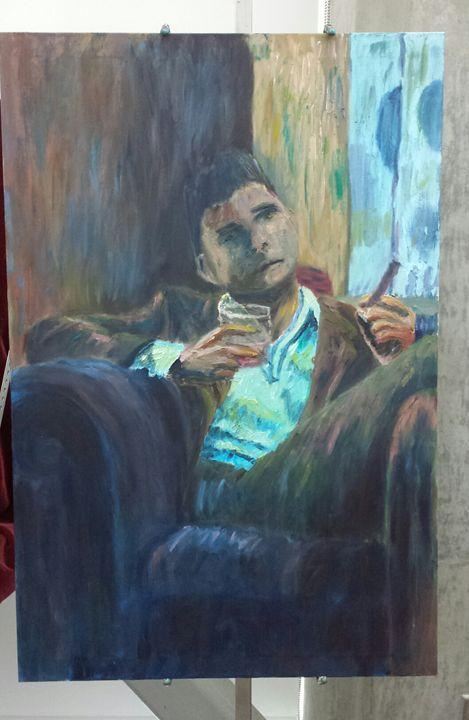 Tell me a story - Sage Oelke's Artwork