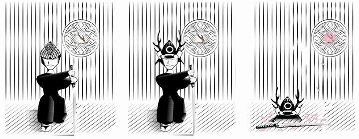 Passage of Time - Sage Oelke's Artwork