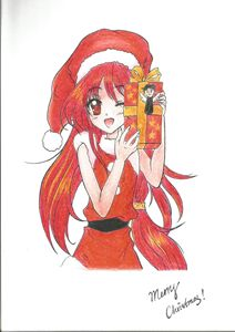 Anime Merry Christmas