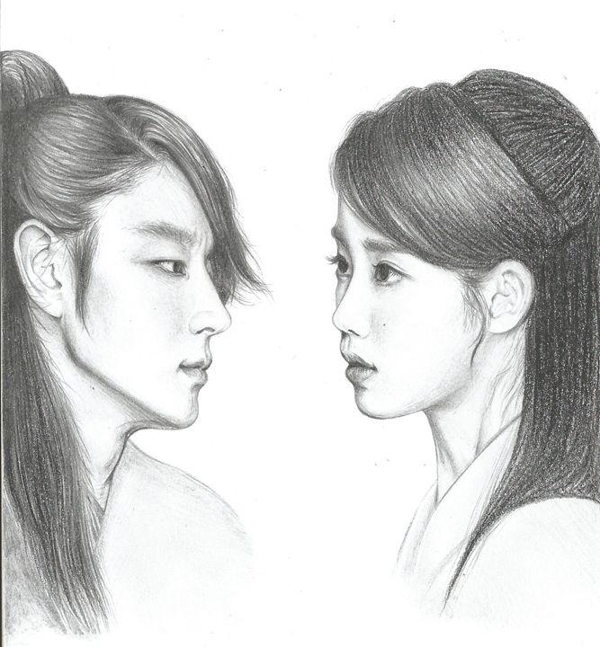 Scarlet Heart Ryeo - Jessie_arts