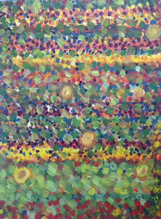Spring - Arfa's art