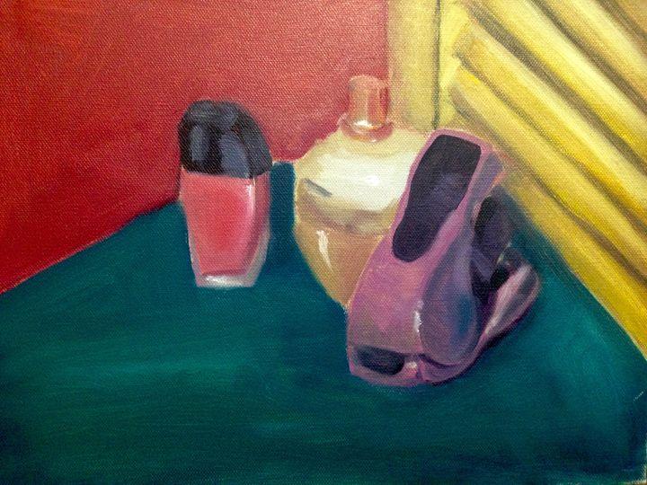 Perfume - Arfa's art