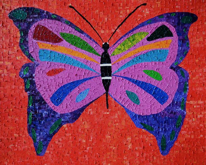 The Lingering Butterfly - Görkem Buur