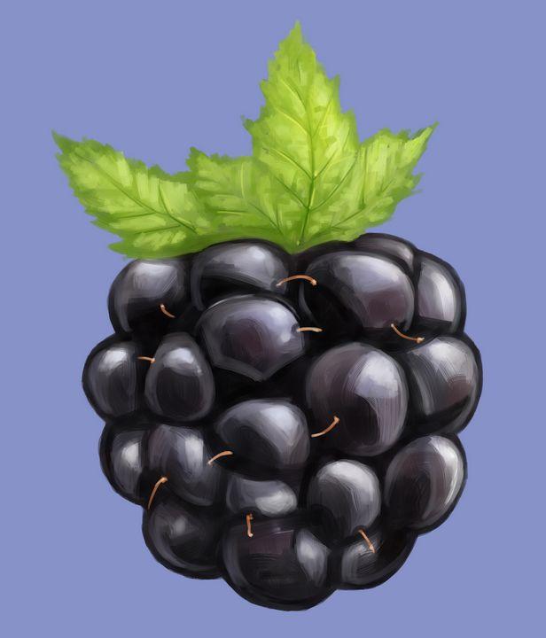 Blackberry Life - Vanderwyst