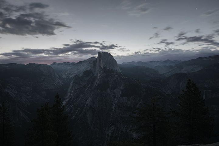 Yosemite - Mixed Imagery