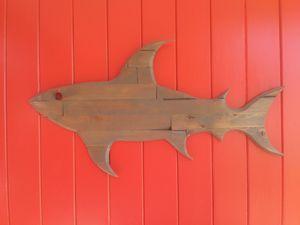 Shabby Chic Shark