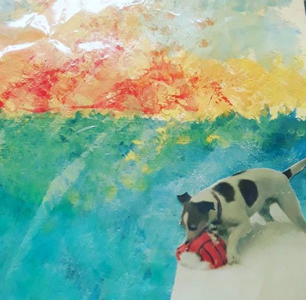 Dogs are Everywhere - Robin Jessup