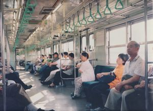 Incheon Commuter train 2001