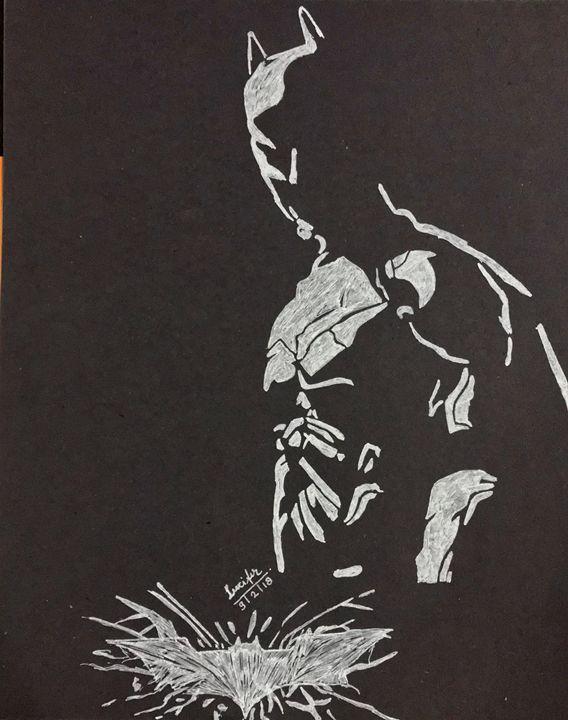 The Dark Knight - Lucifer17