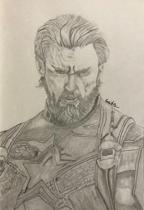 Captain America - Lucifer17