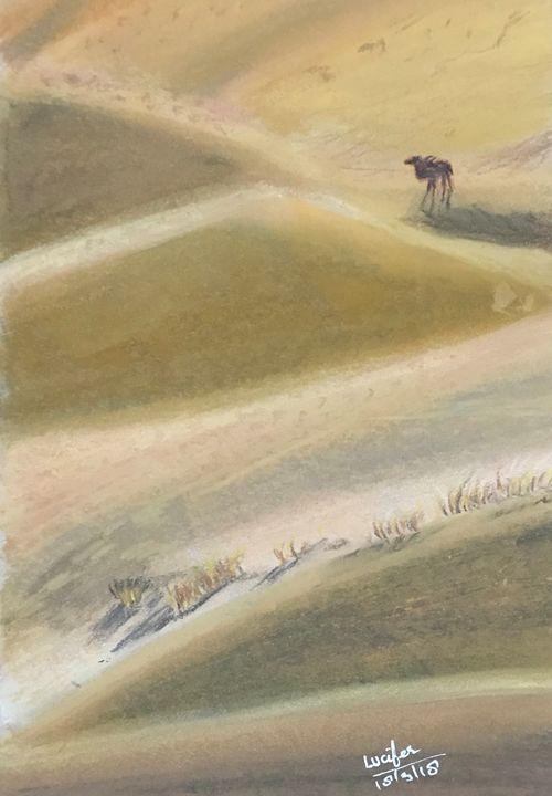 Lonely Desert - Lucifer17
