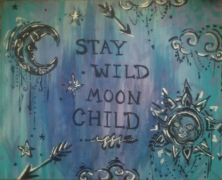 Moon Child - Brittany Davenport