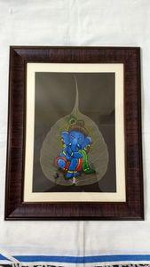 Ganesha in Krishna Avatar