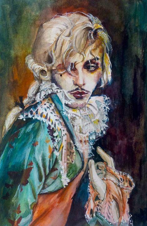 Rococo Dandy - Ellen