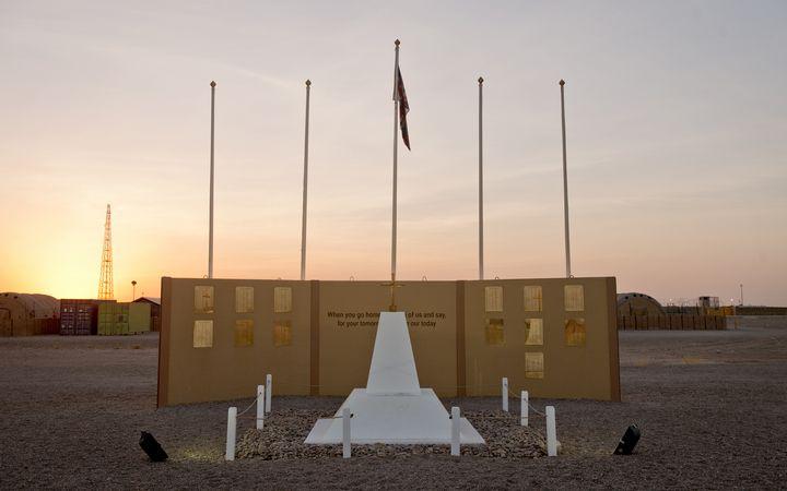 Camp,Bastion,Memorial - MILITARY PHOTO PRINTS  UK