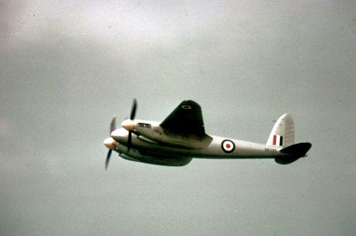 De Havilland DH.98 Mosquito TIII - MILITARY PHOTO PRINTS  UK