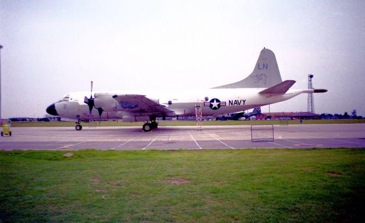 Lockheed P-3C Orion - MILITARY PHOTO PRINTS  UK