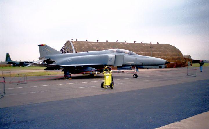 McDonnell F-4G Phantom - MILITARY PHOTO PRINTS  UK