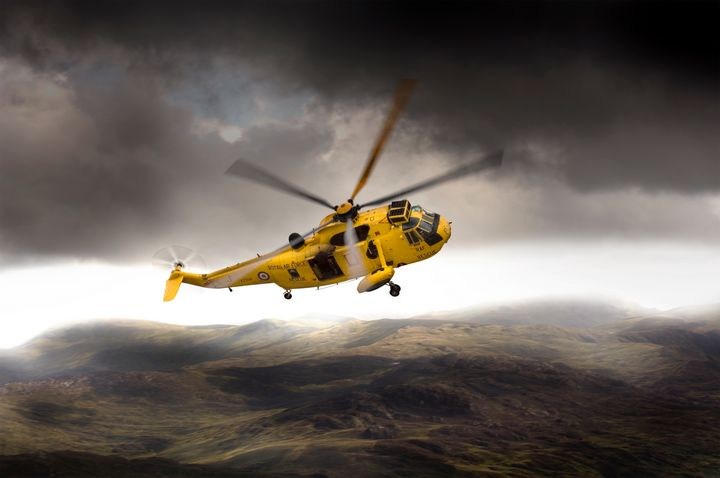 The Sea King - MILITARY PHOTO PRINTS  UK