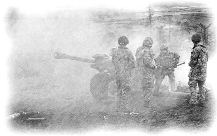 16 Air Assault Brigade - MILITARY PHOTO PRINTS  UK
