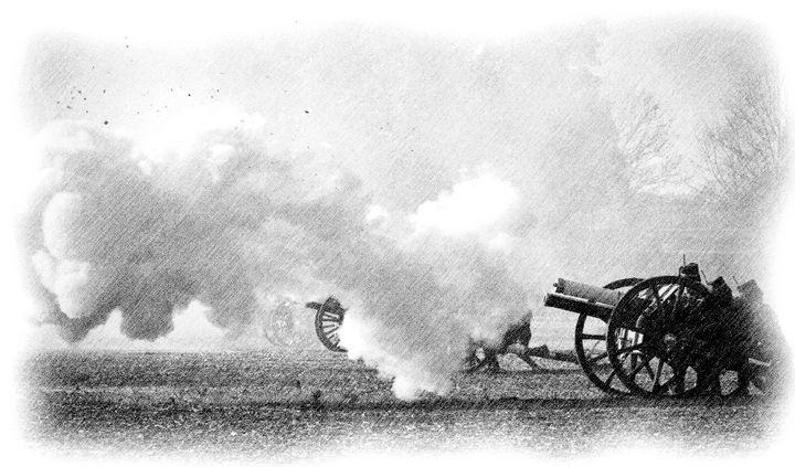 King's Troop Royal Horse Artillery - MILITARY PHOTO PRINTS  UK