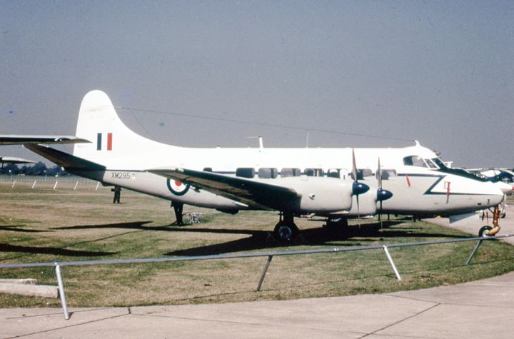 De Havilland DH.114 Heron C4 - MILITARY PHOTO PRINTS  UK