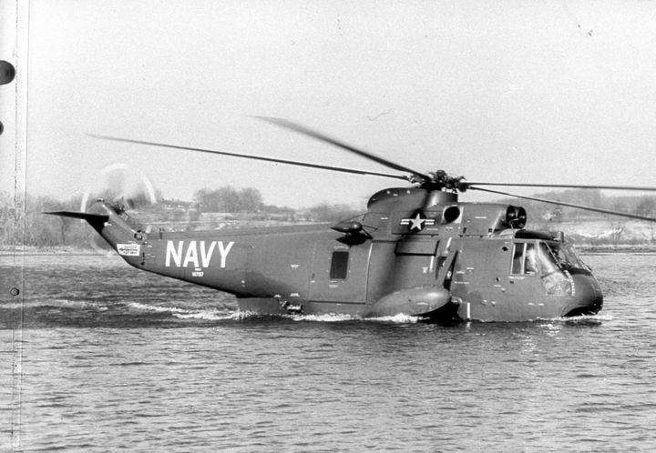 2100 HSS-2 USN HELICOPTER - MILITARY PHOTO PRINTS  UK