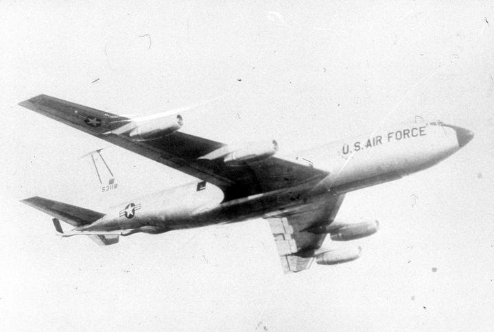 2146 KC-135 STRATOTANKER USAF TANKER - MILITARY PHOTO PRINTS  UK