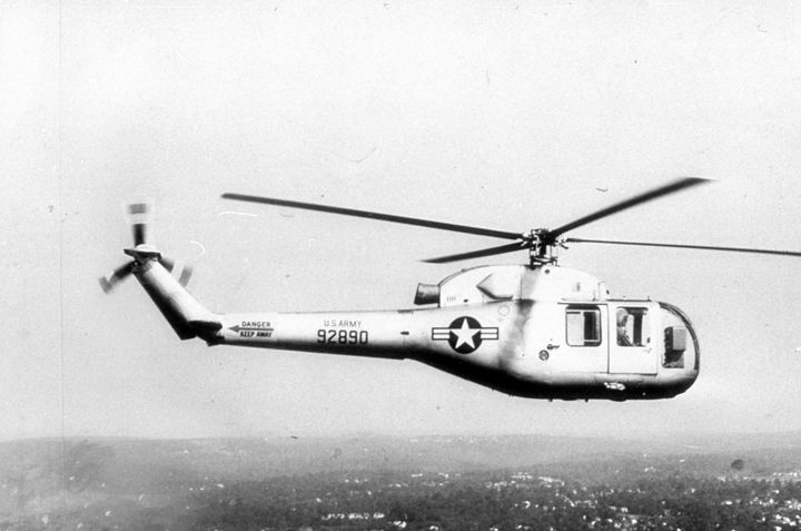 2155 H-39 USA HELICOPTER - MILITARY PHOTO PRINTS  UK