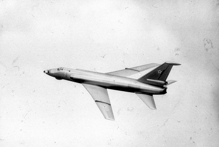 2177 BACKFIN USSR BOMBER - MILITARY PHOTO PRINTS  UK