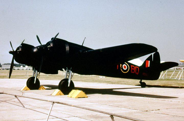 Bristol Beaufighter TT10 - MILITARY PHOTO PRINTS  UK