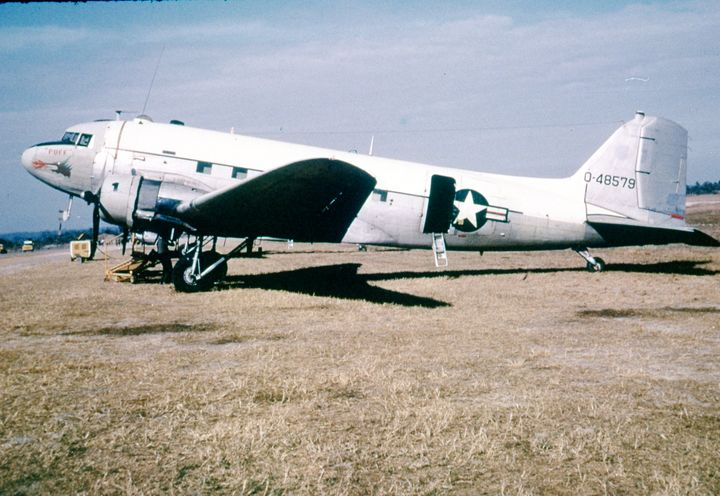Douglas C-47D - MILITARY PHOTO PRINTS  UK