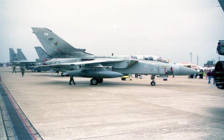 Tornado F.3 of 43 Squadron - MILITARY PHOTO PRINTS  UK