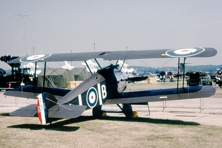 Sopwith Camel. - MILITARY PHOTO PRINTS  UK