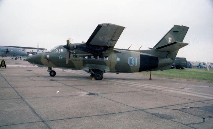 Let L-410 UVP Turbolet - MILITARY PHOTO PRINTS  UK