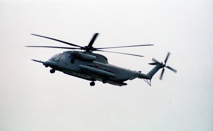 MH-53J Pave Low III helicopter. - MILITARY PHOTO PRINTS  UK
